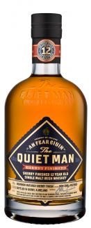 Click on image to view the facts for the Sherry Cask Quiet Man 12 Year Old