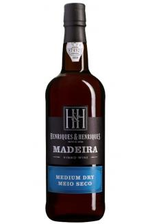 Review the Medium Dry Madeira - Meio Seco, from Henriques & Henriques Madeira