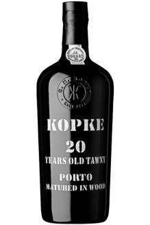 Review the 20 Years Old Tawny, from Kopke | Quinta Sao Luiz