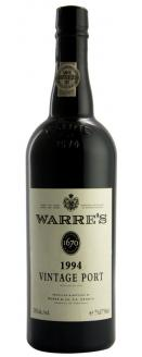 Image of the 1994 Vintage Port, Warre's 75cl Bottle