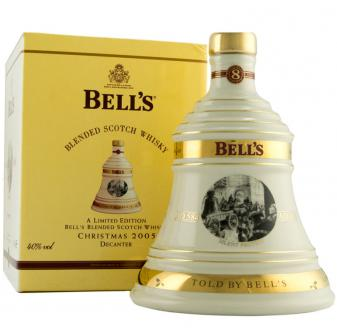 Bell's Decanter Christmas 2005