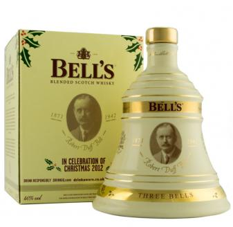 Bell's Decanter Christmas 2012