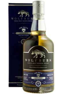 Review the Langskip Hand Crafted Single Malt, from Wolfburn Distillery
