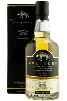 Review the Northland Hand Crafted Single Malt, from Wolfburn Distillery