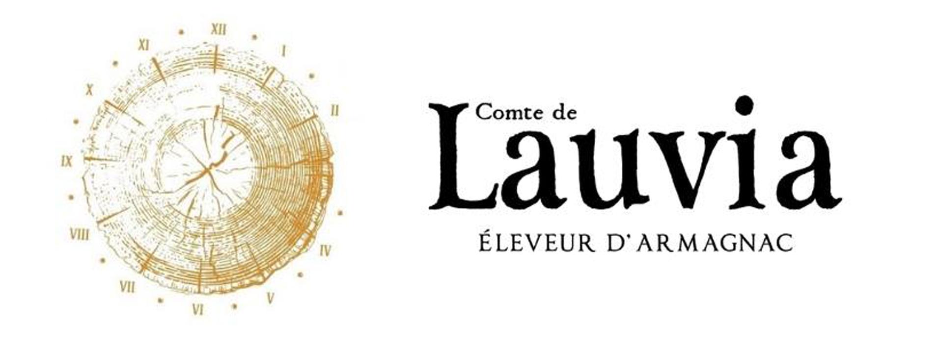 Comte de Lauvia Armagnac