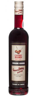View the facts for the Gabriel Boudier Cherry Brandy from Dijon