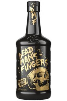 Review the Spiced Rum, from Dead Man's Fingers Rum