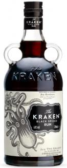 Click on image to review The Kraken Black Spiced Rum