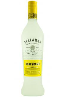 Review the Yellaman Honeycomb Vodka Liqueur, from Niche Drinks Co.Ltd