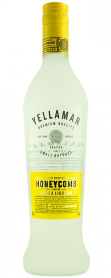 Yellaman Honeycomb Vodka Liqueur, 25% ABV