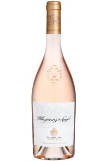 Click on image to review the 2020 Whispering Angel Rose