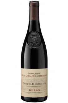 Review the Domaine Des Grands Chemins Crozes-Hermitage 2017, from Delas