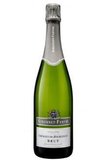 Review the Cremant de Bourgogne Brut Blanc, from Simonnet Febvre