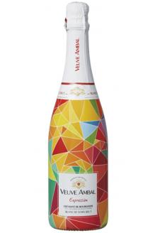 Review the Cremant de Bourgogne Expression Brut, from Veuve Ambal