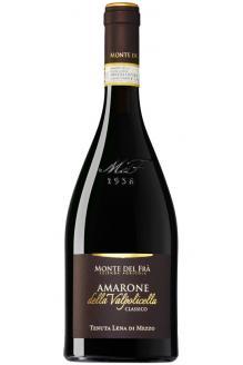 Review the 2015 Amarone Della Valpolicella Classico, from Monte Del Fra