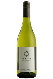 Review the Ten Rocks Marlborough Sauvignon Blanc, from Lawson's Dry Hills