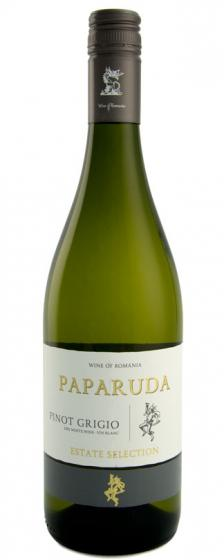 2019 Paparuda Pinot Grigio Estate Selection, 12% ABV