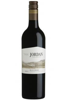 Review the Black Magic Merlot, from Jordan Wine Estate