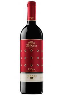 Review the Altos Ibericos Crianza, from Bodegas Torres Wine
