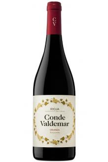 Review the Conde Crianza, from Bodegas Valdemar