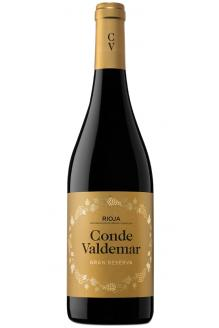 Review the Conde Gran Reserva, from Bodegas Valdemar