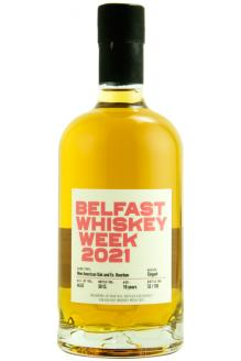 Review the Belfast Whiskey Week 2021, from Mackmyra