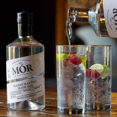 Established in Tullamore 2015 - Handcrafted Irish Gin