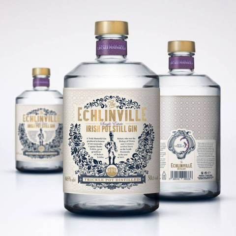 The Echlinville Distillery - Trickle Pot Distilled